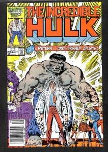 Incredible Hulk (1968) #324 FN 6.0 Marvel Comics