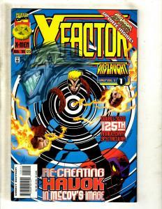12 Comics X-Factor 125 126 127, 21 22 23 24 25 26 27 X-Men 1 Excalibur SM21