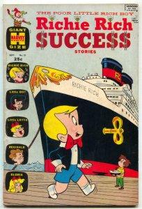 Richie Rich Success Stories #21 1968- Little Dot- FN