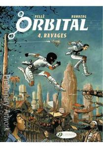 Orbital #4 VF/NM; Cinebook | save on shipping - details inside