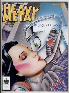 HEAVY METAL #41, 8/80, Moebius Interview, Bilal, NM, Druillet, Magazine, 1977