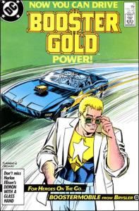 DC BOOSTER GOLD (1986 Series) #11 FN