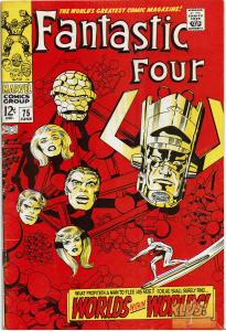 Fantastic Four #75, 2.0 or Better