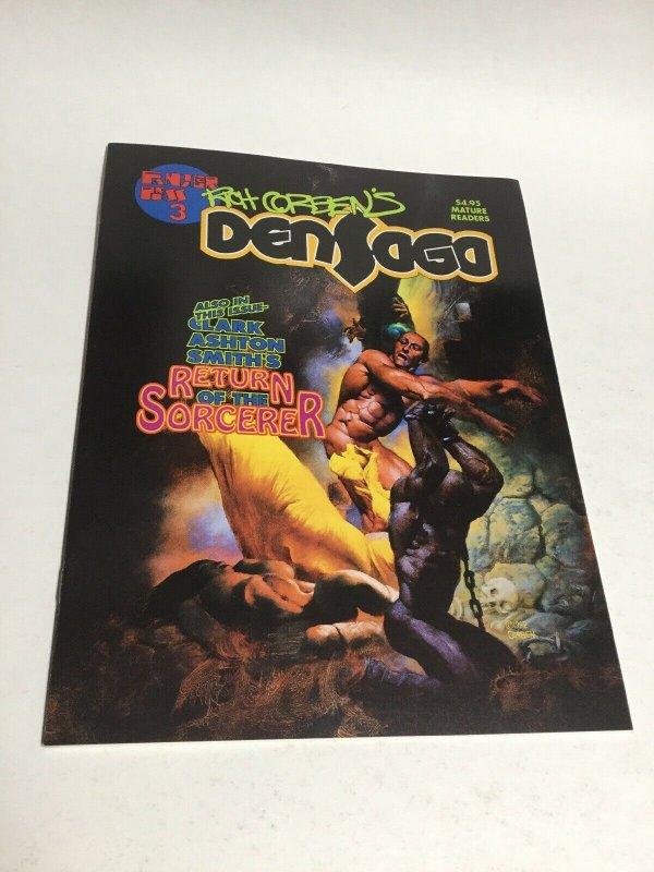 Den Saga 3 Sc Softcover Oversized Fantagor Press