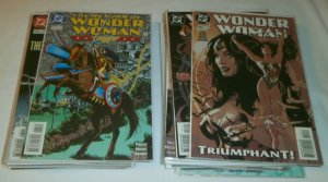 Wonder Woman V2 #137-163, Secret Files #2 Eric Luke 100% complete run Hindu gods