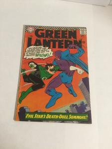 Green Lantern 44 Vg/Fn Very Good/Fine 5.0 Tape On Spine DC Comics Silver Age