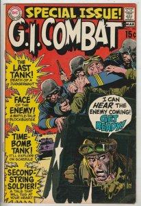G.I. Combat # 140 Strict NM/NM- High-Grade Artist Joe Kubert Mort Drucker story