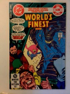 World's Finest #281 DC 1982 VF+ Bronze Age 1st Printing Comic Book