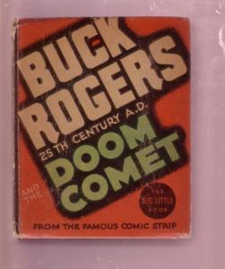 BUCK ROGERS 25TH CENTURY A.D. DOOM COMET #1178 BLB-1935 VF-