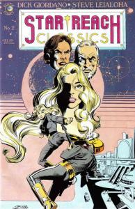 Star*Reach Classics #2 VF/NM; Eclipse | save on shipping - details inside