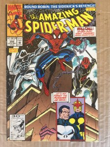 The Amazing Spider-Man #356 (1991)