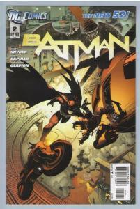 Batman 2 Dec 2011 NM- (9.2) - New 52