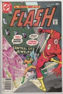 Flash, The #255 (Nov-77) VF+ High-Grade Flash