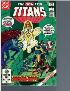 New Teen Titans #25 (1982)