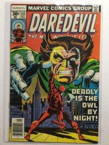 Daredevil 145 Very Fine Vf 8.0 Marvel