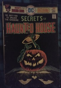 Secrets of Haunted House #5 FN Special Halloween shockers