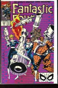 Fantastic Four #343 (1990)