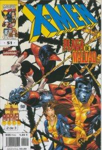 X Men volumen 2 numero 51