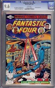 Fantastic Four #216 (Marvel, 1980) CGC 9.6