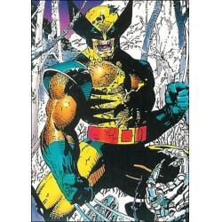 1992 Wolverine: From Then 'Til Now: Series 2 DISCIPLINE #22