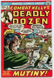 Combat Kelly 4 Dec 1972 FI- (5.5)