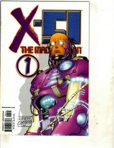 Lot Of 13 Comics X-51 # 1 2 (2) 3 4 5 6 7 8 9 10 11 12 EK7