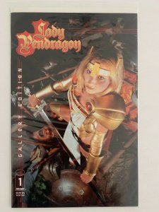 Lady Pendragon # Gallery Edition  Image Comics NM