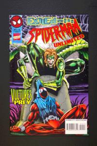 Spider-Man Unlimited #10 September 1995