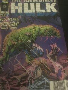 Marvel The Incredible Hulk #452 Mint