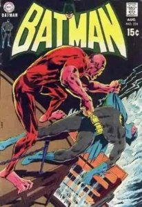Batman #224 (ungraded) stock photo / SCM