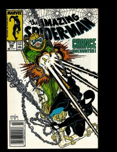Amazing Spider-Man # 298 NM Marvel Comic Book Venom Todd McFarlane Art GB4