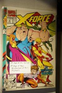 X-Force (FR) #4 (1993)