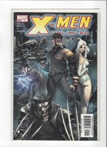 X-men Unlimited Vol 2 #1 New X-men NM