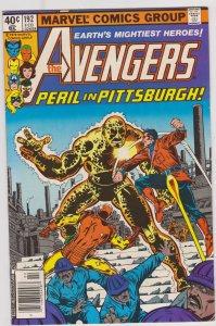Avengers #192