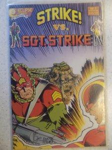 STRIKE VS SGT STRIKE # 1
