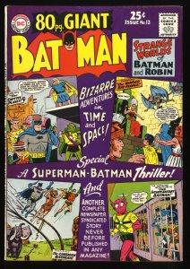 80 Page Giant #12 VF 8.0 Batman!