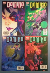 Domino Lot #1 #2 #3 #4 Complete Series