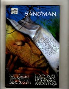 The Sandman: Dream Country DC Comics Vertigo TPB Graphic Novel Comic Book CE4