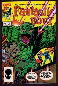 Fantastic Four #271 (Oct 1984, Marvel) 9.4 NM