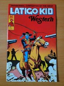 Latigo Kid Western #1 One-Shot ~ NEAR MINT NM ~ (1988, AC Comics)