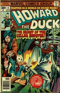 Howard the Duck #6 - VERY GOOD - Colan/Palmer Cover