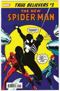 True Believers New Spider-Man #1 Reprints Marvel Team-Up #141 (2019) NM