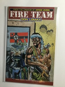 Fire Team 2 Near Mint Nm Aircel Comics