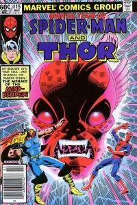 Marvel Team-Up (1972 series) #115, VF- (Stock photo)