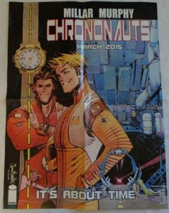 CHRONONAUTS Promo Poster , 18 x 24, 2015, IMAGE,  Unused more in our store 044
