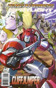 Transformers, The: Spotlight #23A VF/NM; IDW | save on shipping - details inside