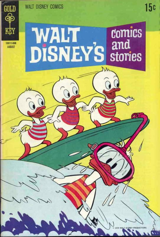 Walt Disney's Comics and Stories #359 FN; Dell | save on shipping - details insi