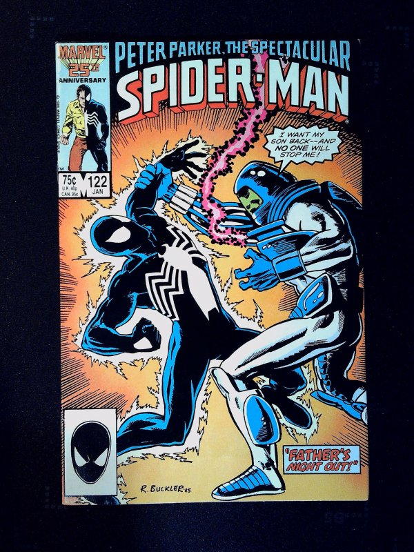 The Spectacular Spider-Man #122 (1987)