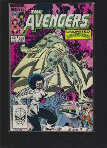 The Avengers #238 (1983)