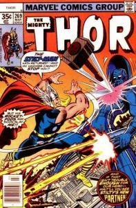 Thor (1966 series) #269, NM- (Stock photo)
